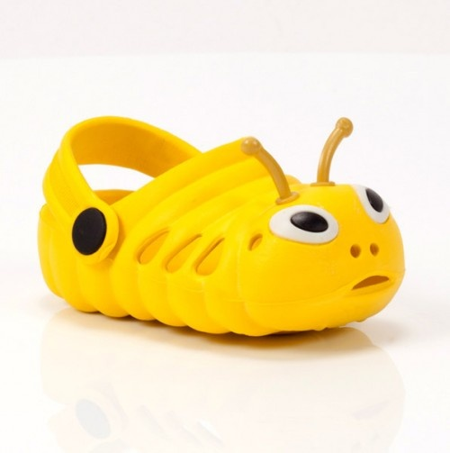worm shoes