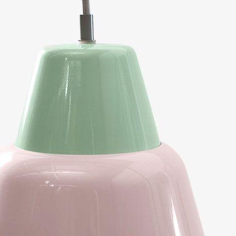 20cm Modu Pendant Lamp - Gn/Pk - alt_image_two