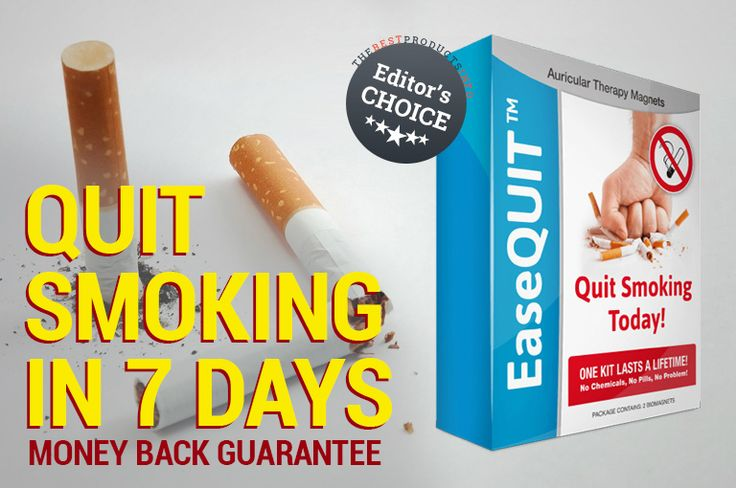 #QuitSmoking in just 7 days. Money back guarantee!!!!