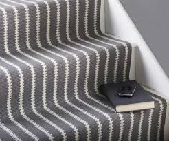 Image Result For Striped Carpet On Stairs Black Grey