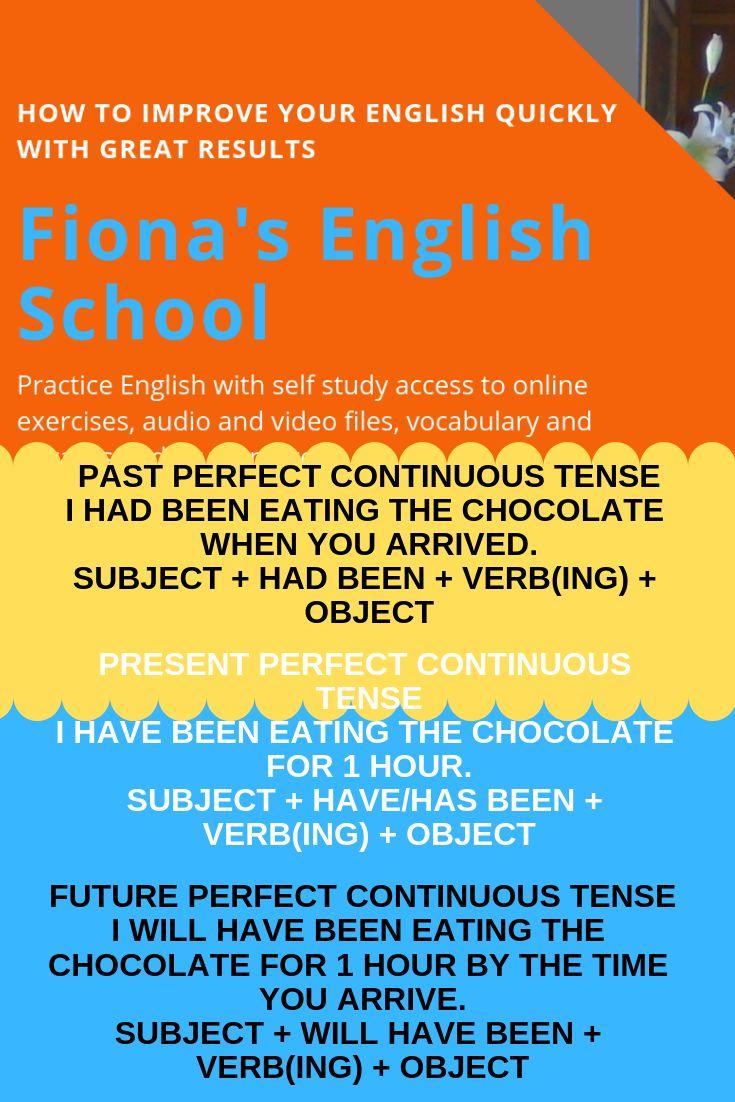 Present perfect continuous   practice English grammar   Practice ...