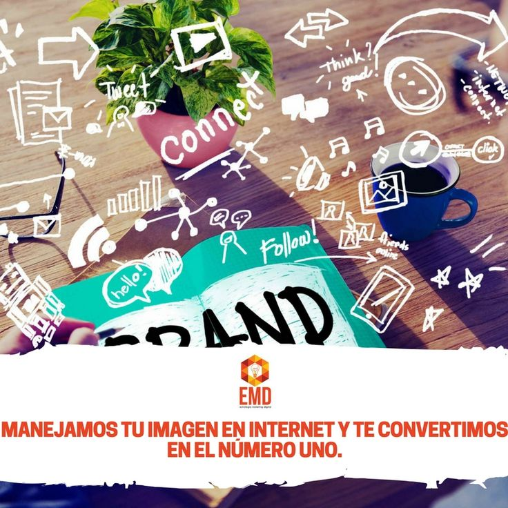 Manejamos en Branding de tu marca online y te posicionamos como el mejor. #EMD #MarketingDigital #Branding