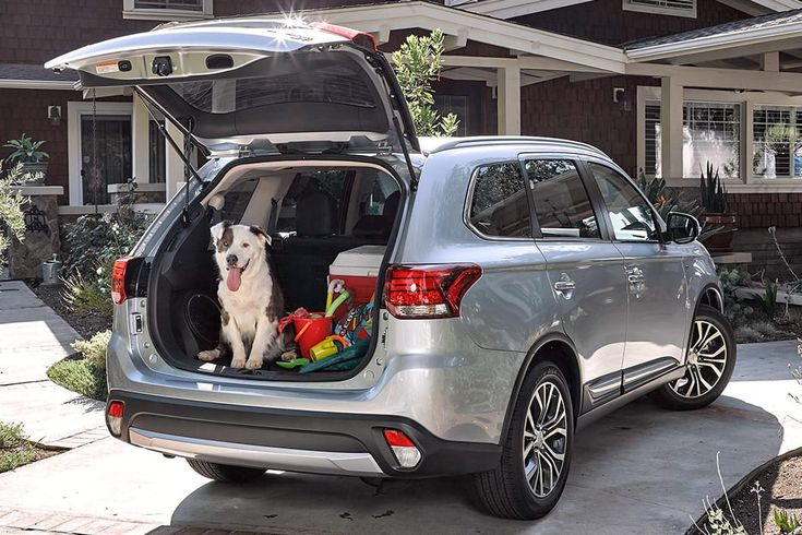 Mitsubishi loves the Outlander, and we do too! #Mitsubishi #Outlander #Cars #Vehicles #Automotive #Anniversary