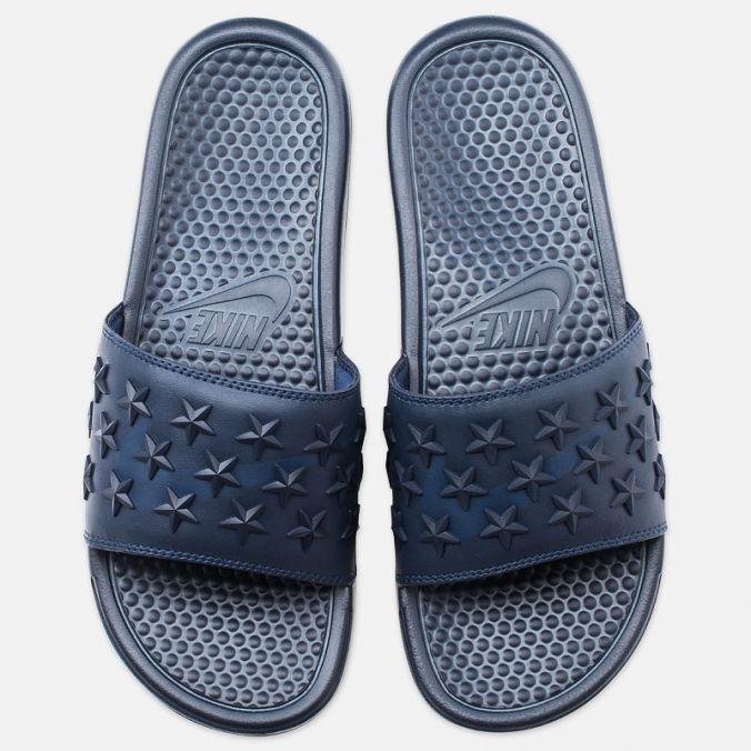 Сланцы мужские Nike Benassi JDI QS Obsidian