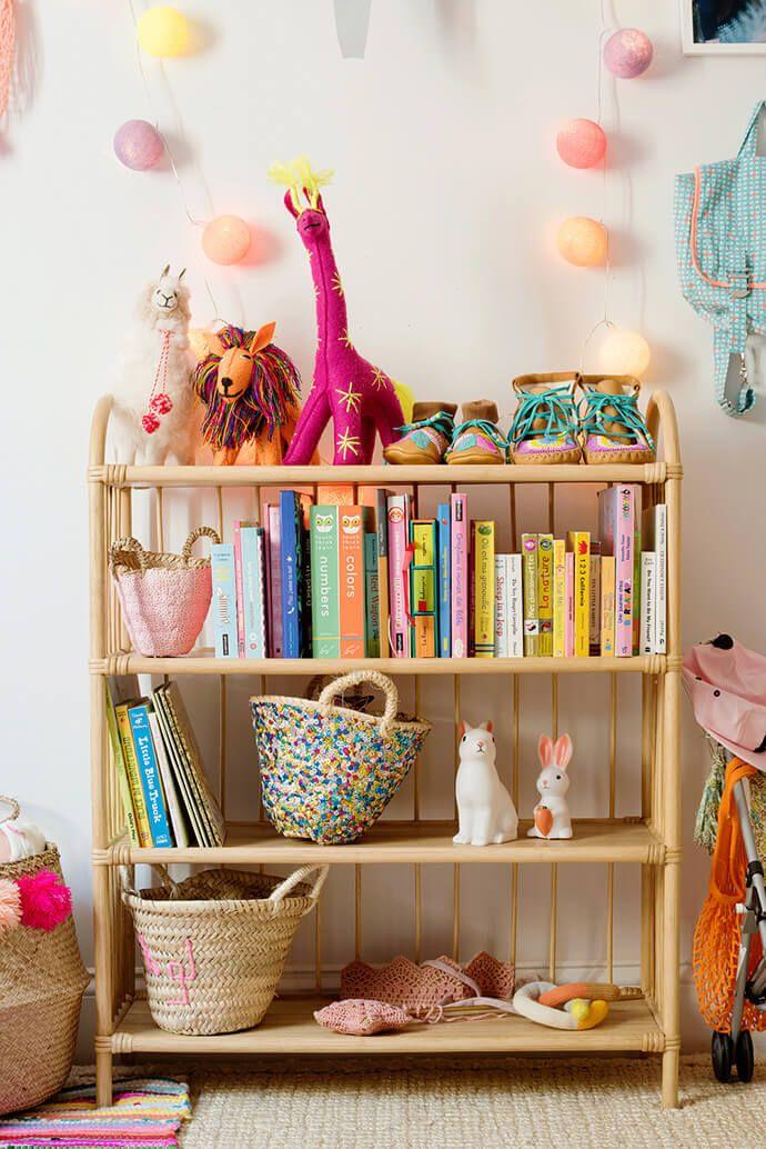 Chloé Fleury's Colorful Kid-Friendly Home | Glitter Guide
