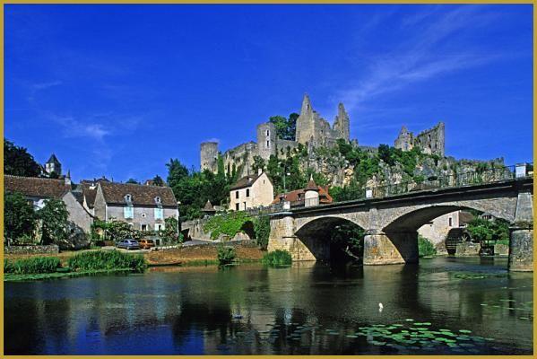 Photos de Angles-sur-l'Anglin, Poitou-charentes, Photos des plus beaux villages de france, France