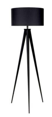 Décoration - Luminaires - Lampes à Poser - Lampadaire TRIPOD Noir