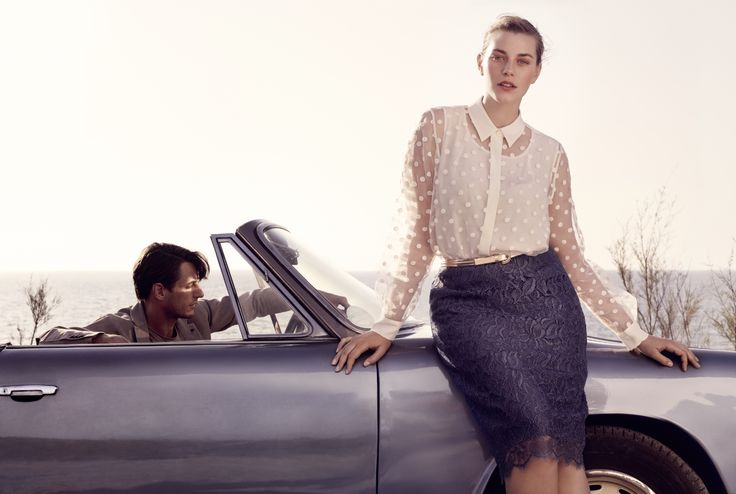 Take a look at the new Marina Rinaldi Spring Summer 2015 Advertsing Campaign!