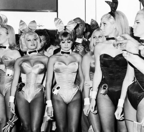 Playboy Bunny 1966