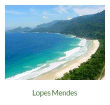 Galeria da Praia de Lopes Mendes - 20 no mapa