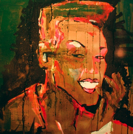 Women - Grace Jones, by Joan An Beaudoin