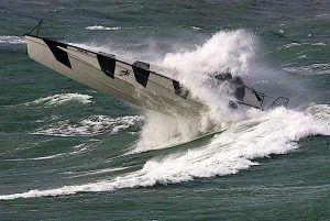 ائرلینڈ میں کبھی نہ ڈوبنے والی کشتی تیار