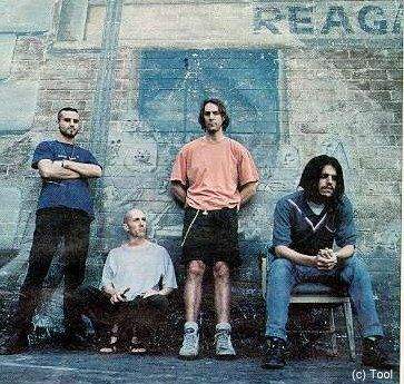 Tool- heroic musicians, artists, occultists, and writers in one band.