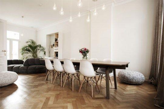 Kamu in Antwerpen: Scandinavisch interieur in gerenoveerd he... - De Standaard