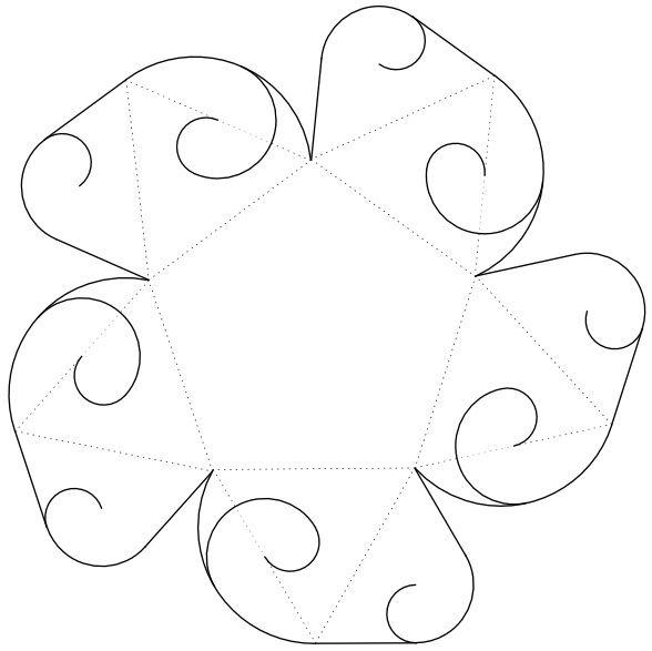 20 besten bastelidee lampen bilder auf pinterest papierkunst kirigami und stricken. Black Bedroom Furniture Sets. Home Design Ideas