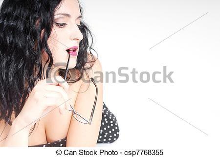Sexy Secretary - adulto, assistente, bello, bellezza, corpo, reggiseno, Brunet, brunetta, affari, donna daffari, carriera, Caucasico, ditta, competitivo, corporativo, impiegato, datore lavoro, occhi, faccia, moda, femmina, ragazza, occhiali, capelli, mano, Felice, isolato, signora, sguardo, trucco, direttore, marketing, modello, naturale, ufficio, penna, carino, professionale, Segretario, sensuale, sexy, sorriso, personale, STUDENTE, stile, bianco, lavoro, lavoratore, giovane