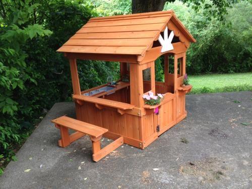 Backyard Discovery Scenic All Cedar Playhouse 36013com at ...