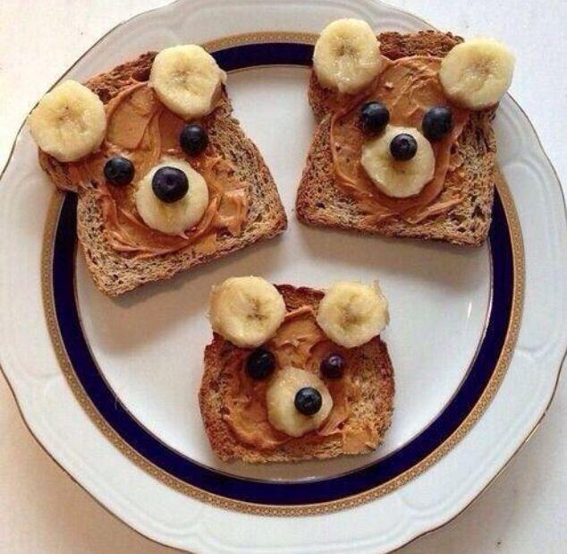 Fun healthy breakfast for kids