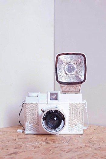 Analogkamera mit Print La Sardina by Lomography