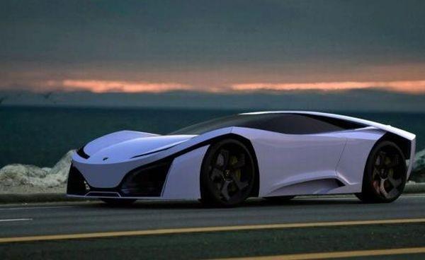 2016 Lamborghini Madura