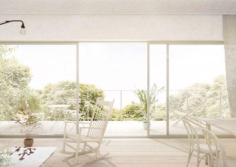 Oscar Properties : Brofästet #oscarproperties design, view, interior