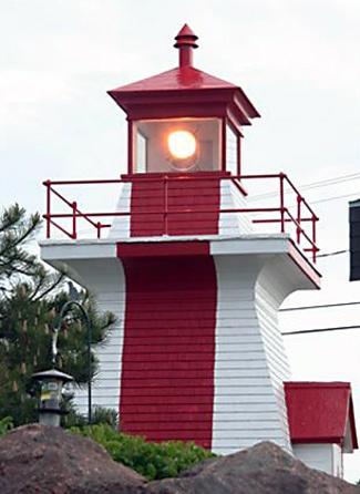 Cocagne Range Front Light, Cocagne, New Brunswick, Canada