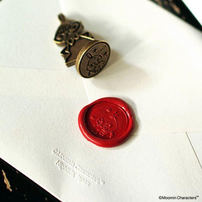 little mii sealing stamp