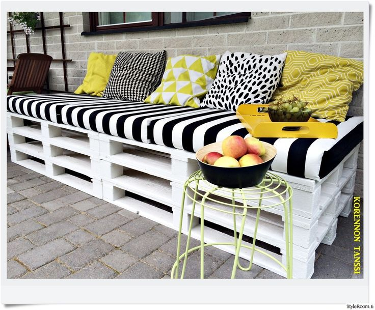 DIY-couch