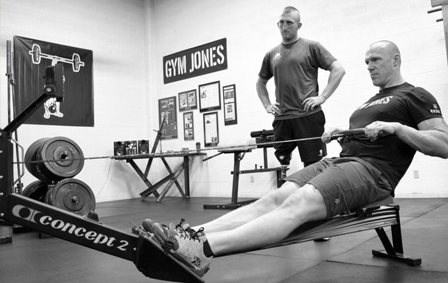 This 2,000-meter rowing test will challenge your mental fortitude—and lead to breakthroughs in your physical fitness.
