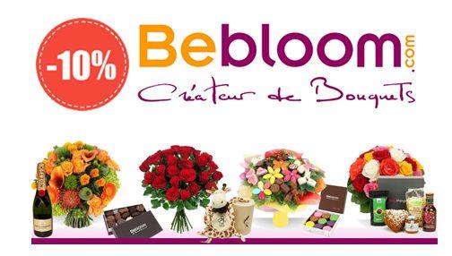Profitez de 10% de réduction sur Bebloom.com en devenant client Musilink