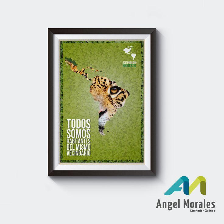 Afiche semana ecológica ciclo 7