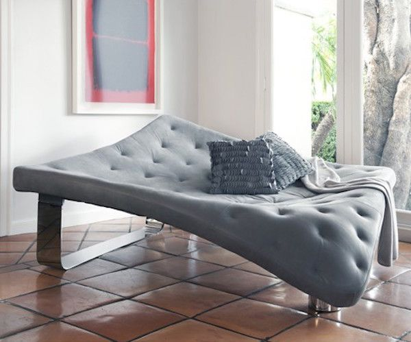 Sting ray inspired day bed!