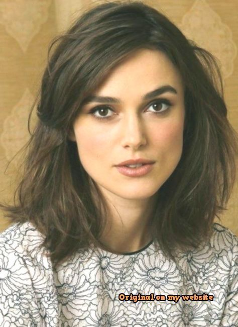 Bob hairstyles 2019-Hair cut yourself – middle ……
