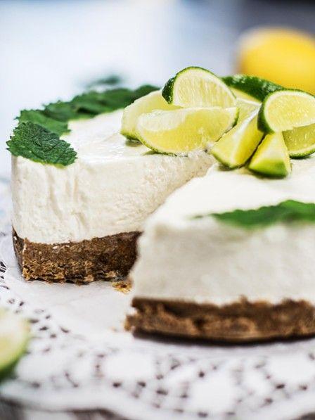 Diese Mojito-Torte - ein Cocktail-Klassiker in Kuchenform! ZUM REZEPT >>>