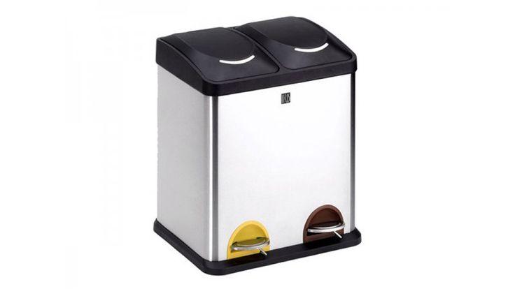 Las 25 mejores ideas sobre cubo basura reciclaje en pinterest y m s organizaci n de caj n de - Cubos de basura originales ...
