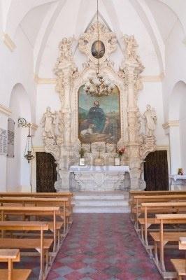 Church of Annunziata. Sternatia. Puglia. Italy.