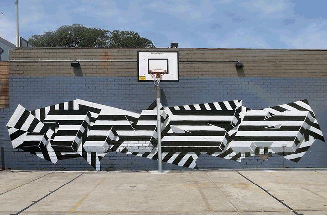 Misschien wil jij graag een slammin' basketbalveld met graffiti art in jouw buurt?  Dien je idee in!!