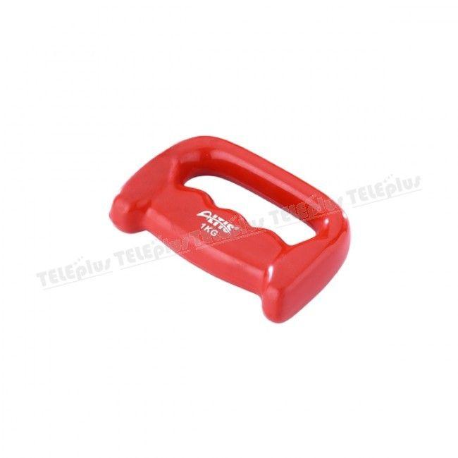 Altis Vinly PVC D Dambıl 1 Kg - El anatomisine uygun olarak dizayn edilmiştir. Dambıllarımızın üstü özel VINYL malzeme ile kaplanmıştır.   Vücudunuzun kol, omuz, bilek, göğüs ve sırt kaslarınızı çalıştırmanıza yardımcı olan en etkili fitness çalıştırma setidir.  - Price : TL10.00. Buy now at http://www.teleplus.com.tr/index.php/altis-vinly-pvc-d-dambil-1-kg.html