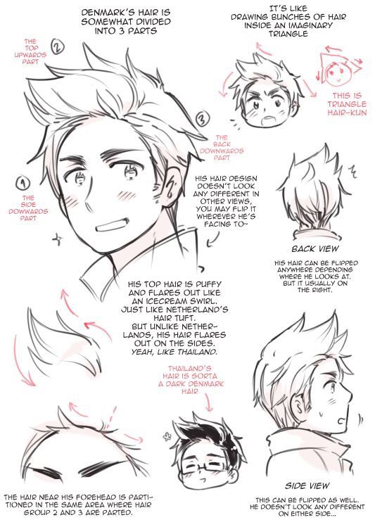 Hair Tutorial                                                                                                                                                                                 More