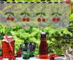 Resultado de imagen para cortinas tejidas a crochet paso a paso
