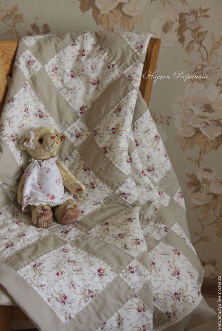 Купить Лоскутное детское одеяло - шитье, пэчворк, одеяло, лоскутное одеяло, лоскутное одеяло детское