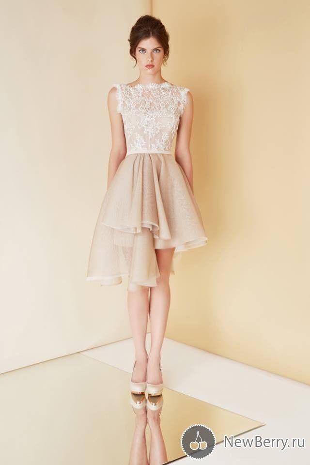 Dilek Hanif Lace dress