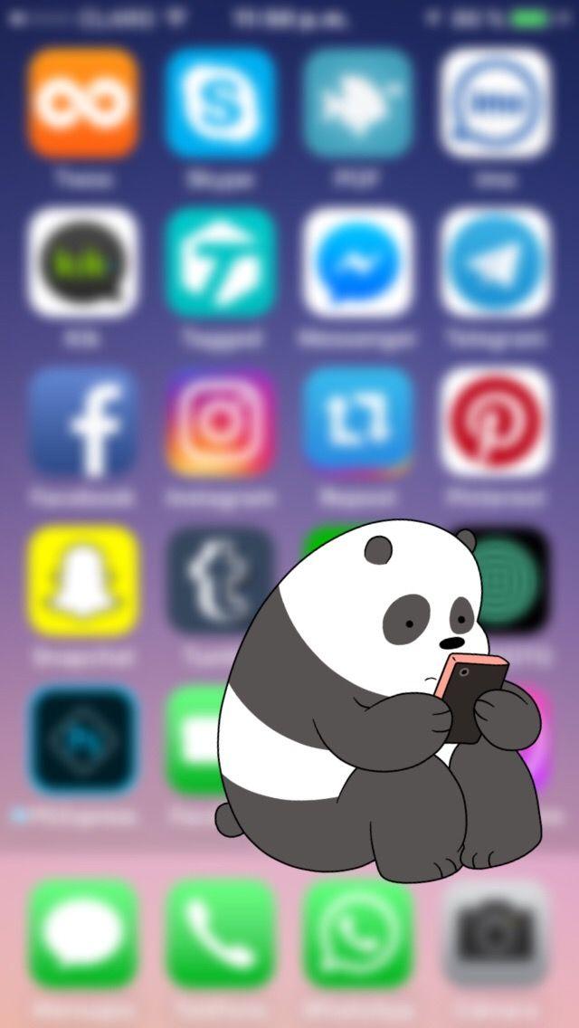 Fondo con apps