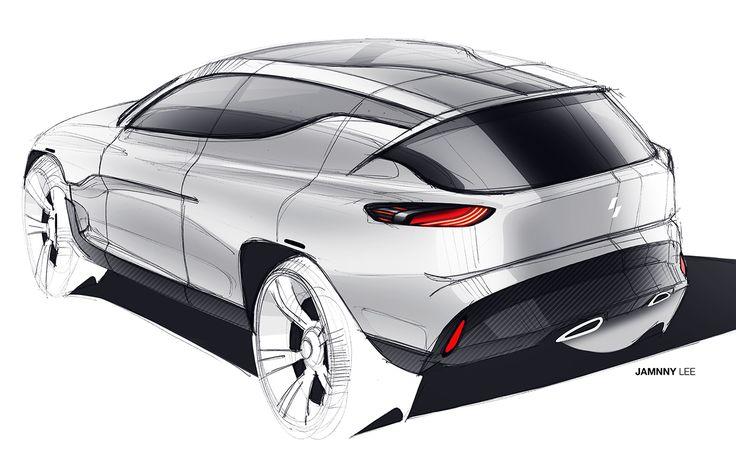 Renault SUV Doodle(1240×793) Jamnny 2017