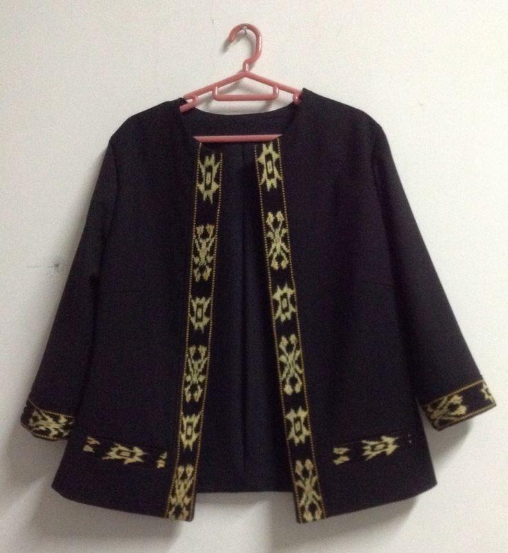 Simple blazer for Tasya