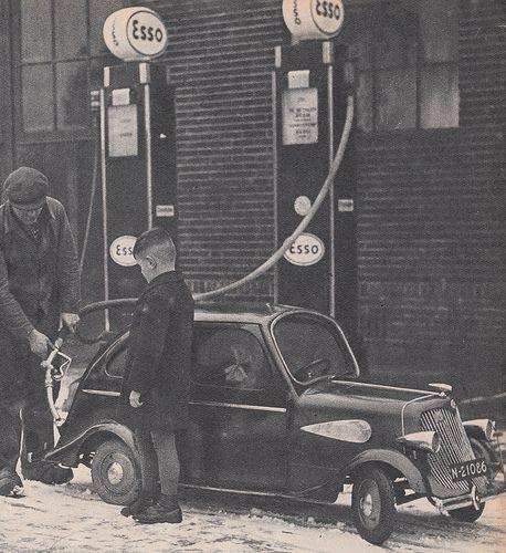 Kleinste auto van Nederland, 1938 Panorama (via)