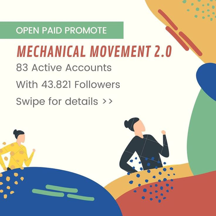 OPEN PAID PROMOTE MECHANICAL MOVEMENT 2.0 Halo semuaaa ...