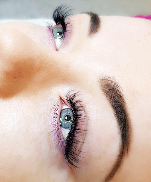 Semi permanent eyelash extensions - EyeCandy Salon and Beauty Training - Google+