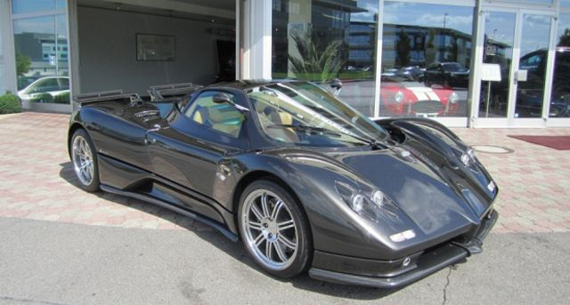 Original 2005 Pagani Zonda S 7.3 For Sale