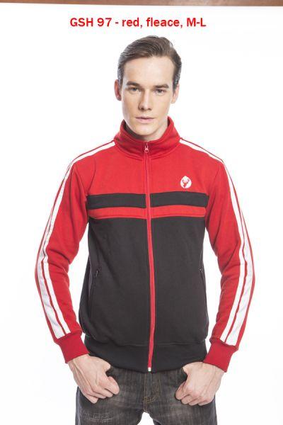 jaket keren GSH-97 harga 290rb bahan fleece uk M L